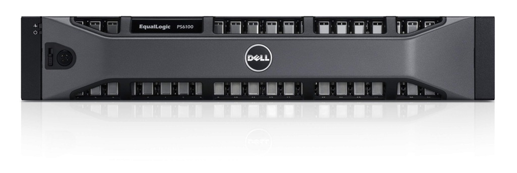Dell Equallogic Ps6100 And Ps4100 Series Storage Platforms