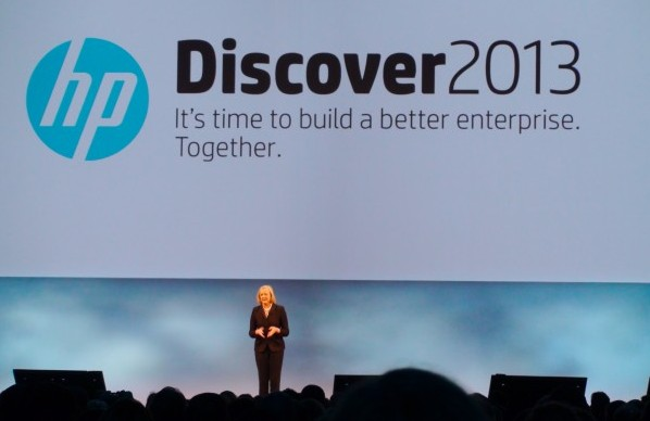 Meg Whitman at Discover 2013