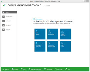 01-Login-VSI-41-Pro-Management-Console-Home