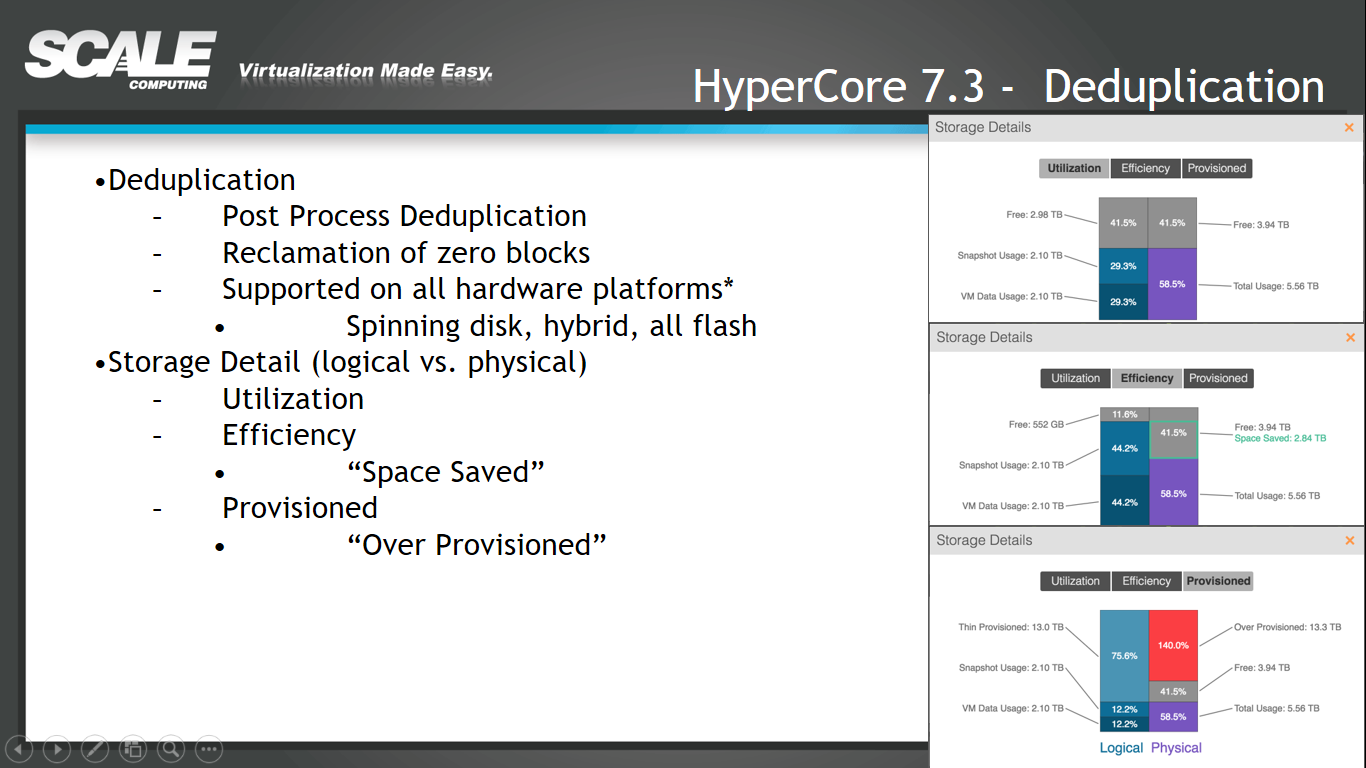 Scale on the up with Scale computing Hypercore 7 3 and